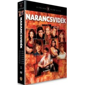 Narancsvidék-1. évad (7 DVD)