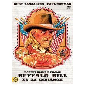 Buffalo Bill és az indiánok  (DVD) (MIRAX kiadás)