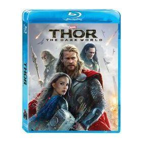 Thor: Sötét világ (Blu-ray)
