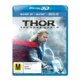 Thor: Sötét világ (3D Blu-ray)