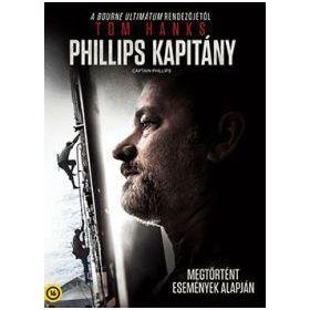 Phillips kapitány (DVD)