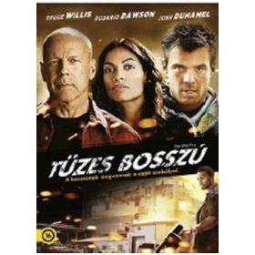 Tüzes bosszú (DVD)