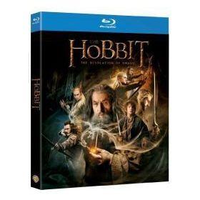 A hobbit - Smaug pusztasága (2 Blu-ray)