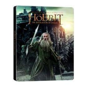 A hobbit - Smaug pusztasága (2 Blu-ray) - Fémdobozos kiadás