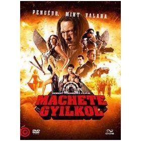 Machete gyilkol (DVD)