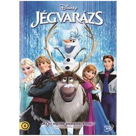 Jégvarázs (DVD)