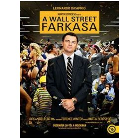 A Wall Street farkasa (DVD)