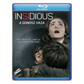 Insidious - A gonosz háza (Blu-ray)