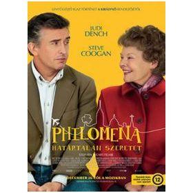 Philomena - Határtalan szeretet (DVD)