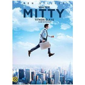 Walter Mitty titkos élete (DVD)