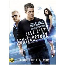 Jack Ryan: Árnyékügynök (DVD)