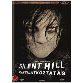 Silent Hill: Kinyilatkoztatás (DVD)