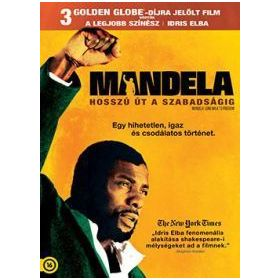 Mandela: Hosszú út a szabadságig (DVD)