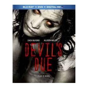Az ördög ivadéka (Blu-ray)