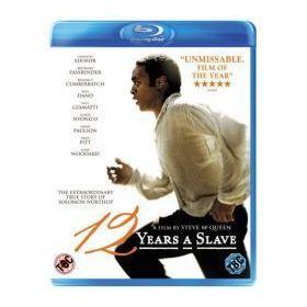 12 év rabszolgaság (Blu-ray)