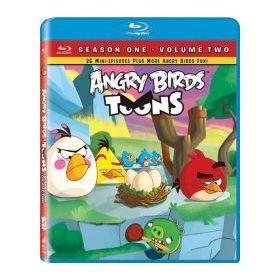 Angry Birds Toons - 1. évad, 2. rész (Blu-ray)