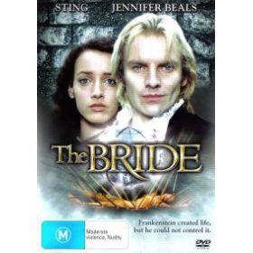 Frankenstein menyasszonya (DVD)  *1985 kiadás*