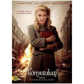A könyvtolvaj (DVD)