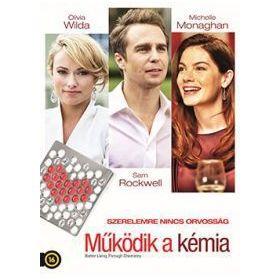 Működik a kémia (DVD)
