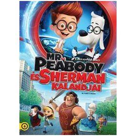 Mr. Peabody és Sherman kalandjai (DVD) (DreamWorks gyűjtemény)