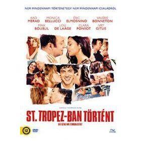 Saint-Tropezban történt (DVD)