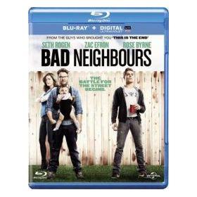 Rossz szomszédság (Blu-ray)