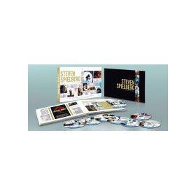 Steven Spielberg limitált rendezői gyűjtemény (8 Blu-ray)