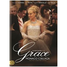 Grace: Monaco csillaga (DVD)