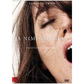 A nimfomániás - 1. rész (DVD)