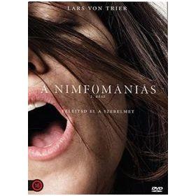 A nimfomániás - 2. rész (DVD)