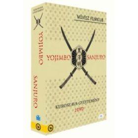 Kuroszava gyűjtemény (2 DVD)