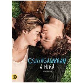 Csillagainkban a hiba (DVD)