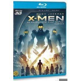 X-Men - Az eljövendő múlt napjai (Blu-ray3D+Blu-ray)