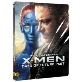 X-Men - Az eljövendő múlt napjai - limitált fémdobozos változat (Blu-ray3D+Blu-ray)