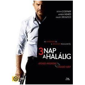 3 nap a halálig (DVD)