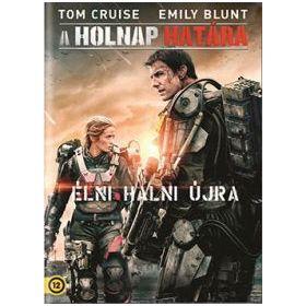 A holnap határa (DVD)
