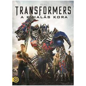 Transformers: A kihalás kora (DVD)