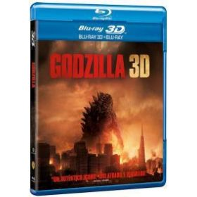 Godzilla (2014) (Blu-ray3D+Blu-ray)