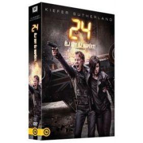 24: Élj egy új napért! (Kilencedik évad) (4 DVD)
