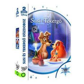 Susi és Tekergő 1-2 (Díszdoboz) (2 DVD)