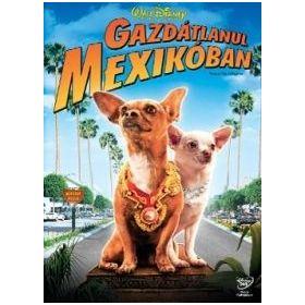 Gazdátlanul Mexikóban (DVD)