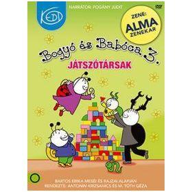 Bogyó és Babóca 3. - Játszótársak (DVD)