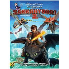 Így neveld a sárkányodat 2. (DVD) (DreamWorks gyűjtemény)