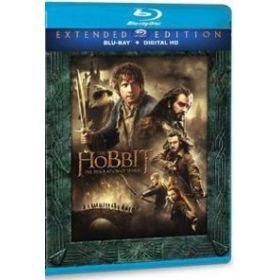 A hobbit: Smaug pusztasága - bővített, extra változat (3 Blu-ray)