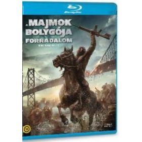 A majmok bolygója - Forradalom (Blu-ray)