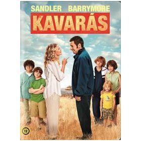 Kavarás (DVD)