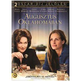 Augusztus Oklahomában (DVD)