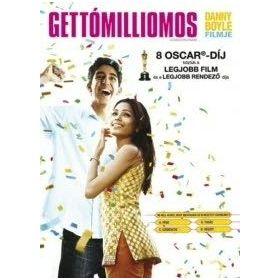 Gettómilliomos (DVD)