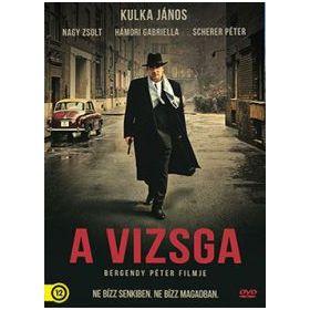 A vizsga (Bergendy Péter) (DVD)