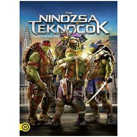 Tini Nindzsa Teknőcök (2014) (DVD)